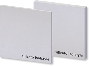 Pannelli antimuffa in silicato isolstyle